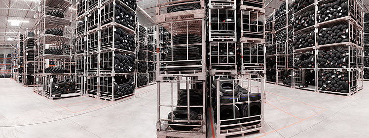 skladování - outsourcing logistiky