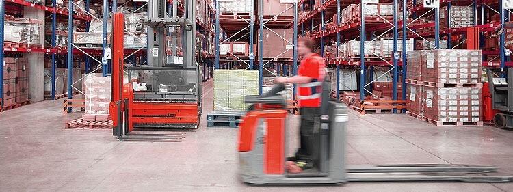 skladování - uskladnění zboží