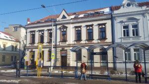 sídlo firmy Ostrava 1