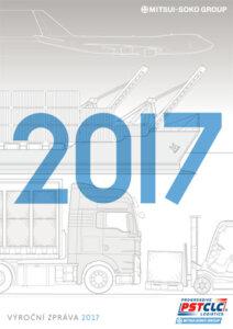 PST CLC, a.s. - výroční zpráva 2017